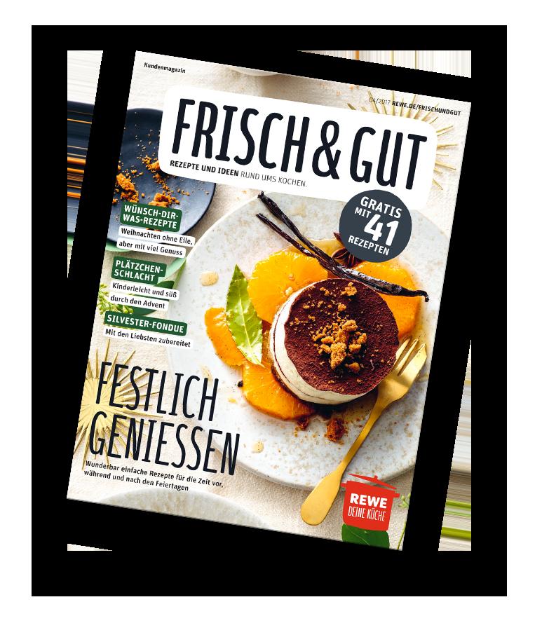 REWE Frisch & Gut 04 2017