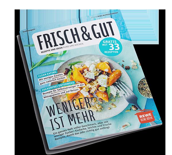 REWE Frisch & Gut 01/2018