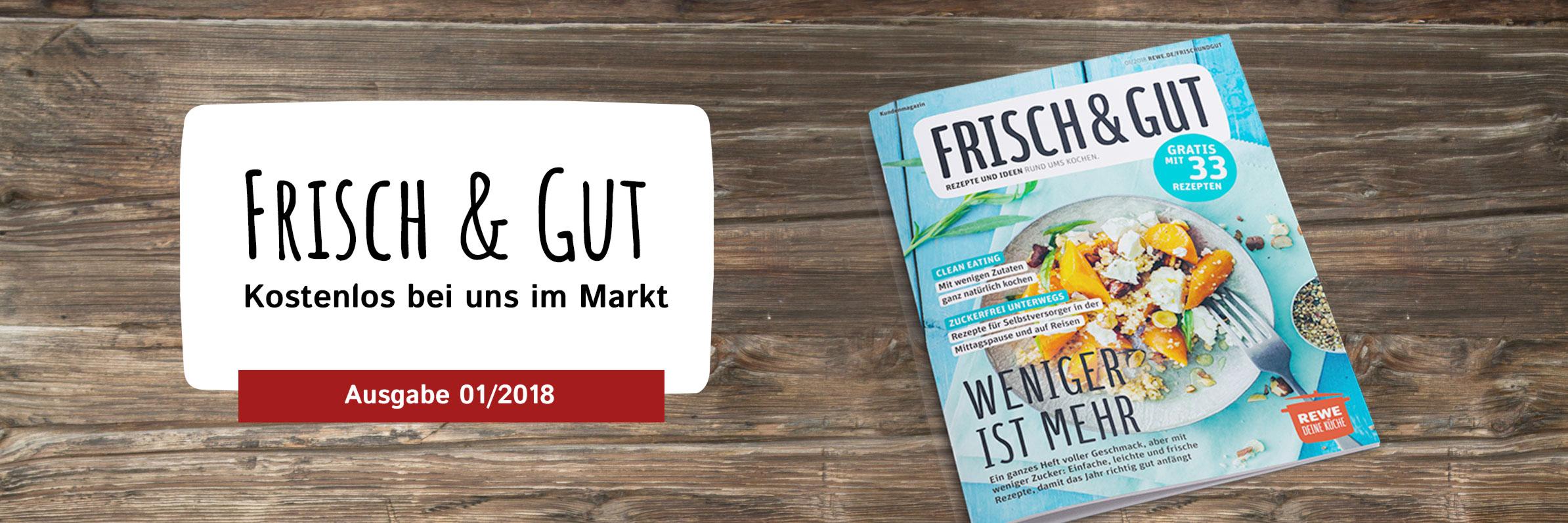 Frisch & Gut