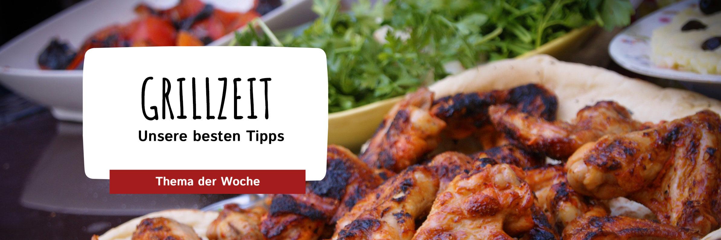 Grillen: Rezepte & Tipps