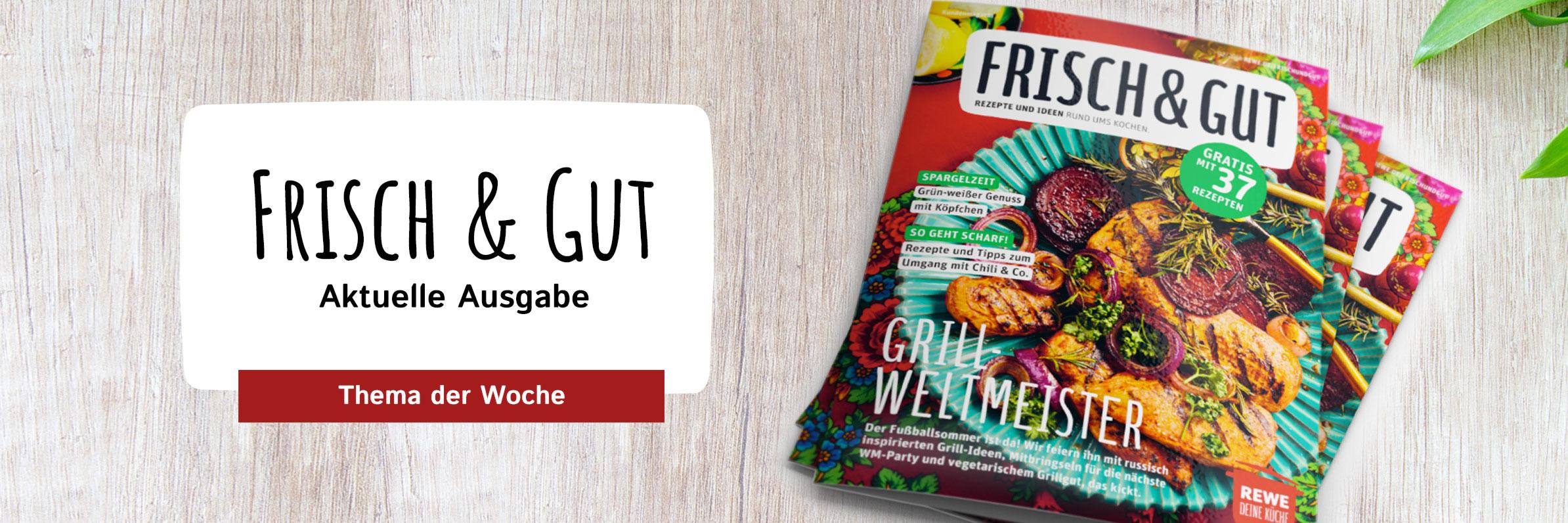 Frisch und Gut 02/2018