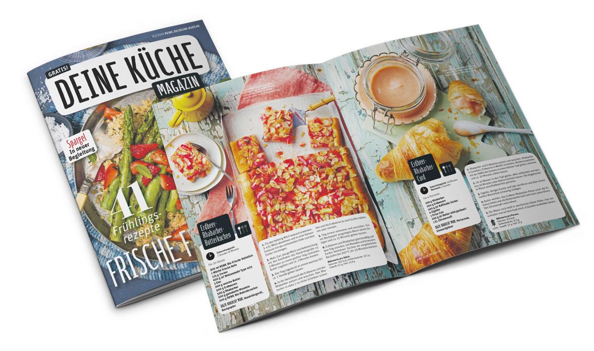 Thema – REWE Deine Küche Ausgabe 02-2019 | REWE-Markt Rudel ...