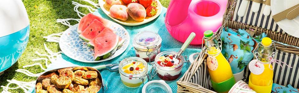 Sommer, Sonne, Picknickzeit!