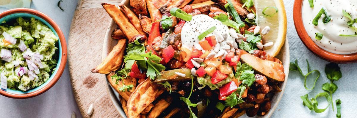 Mediterranen Küche