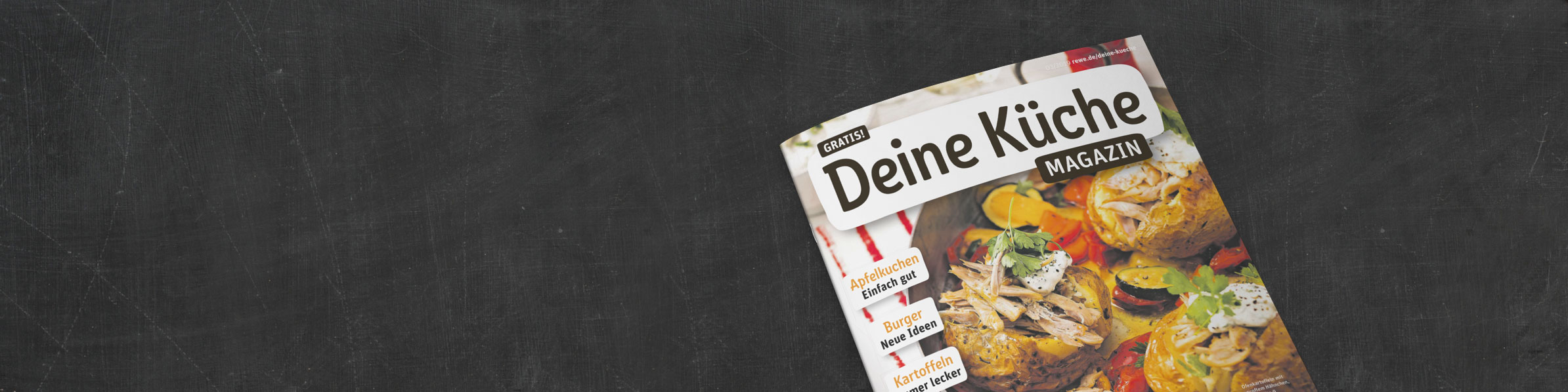 DEINE KÜCHE Magazin