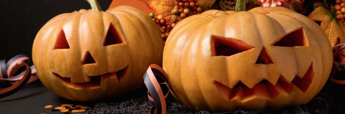 Wir feiern Halloween!