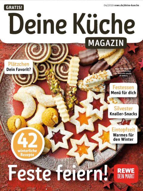 REWE Deine Küche 04/2019