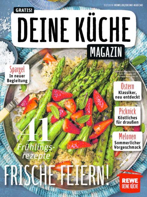 REWE Deine Küche 03/2019
