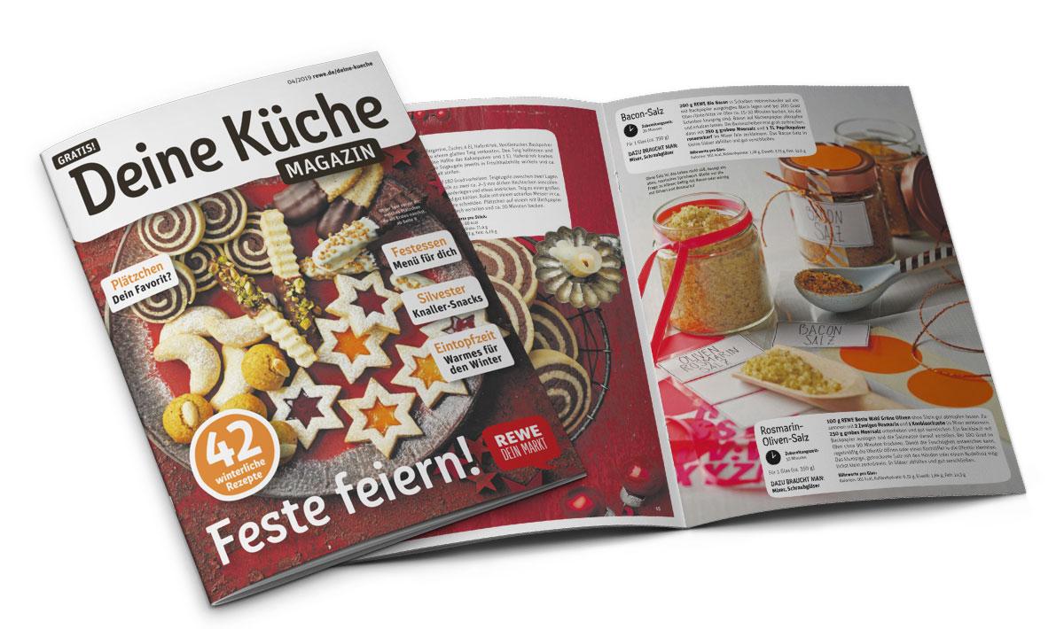 Thema – REWE Deine Küche Ausgabe 04-2019 | REWE-Markt Rudel ...