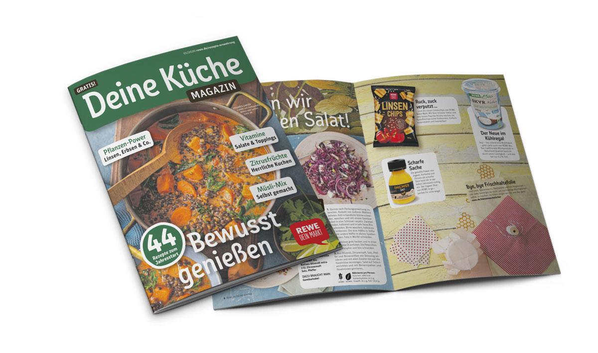 Deine Küche Magazin - 01 - 2020