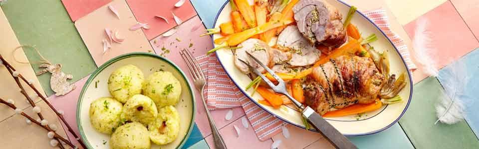 Tipps für Ihr Ostermenü