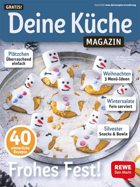 REWE - Deine Küche Magazin 04 / 2020