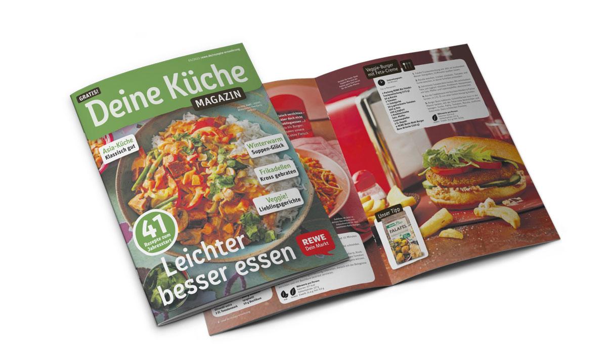 Dein Küche Ausgabe 01-2021